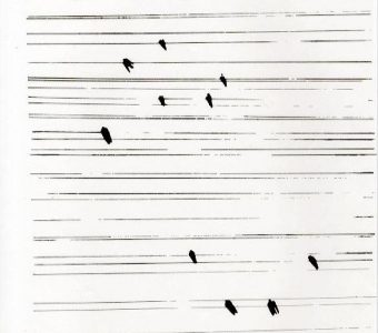TARASIN JAN - Ptaki [serigrafia, sygnowana]