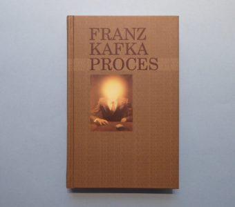 KAFKA FRANZ - Proces [Kanon na koniec wieku]