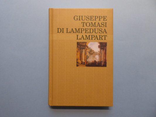 LAMPEDUSA GIUSEPPE TOMASI di Lampart [Kanon na koniec wieku]