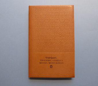 SHAKESPEARE WILLIAM - Tragedia Othella Maura weneckiego [skórzana oprawa]