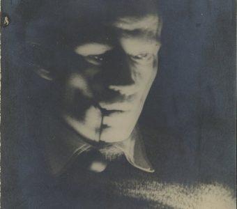 Portret [vintage print]