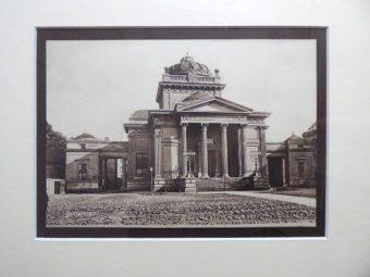 Synagoga w Warszawie [fotograwiura]