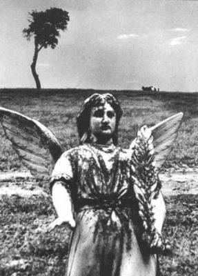 ROBAKOWSKI JÓZEF Odejście [vintage print]