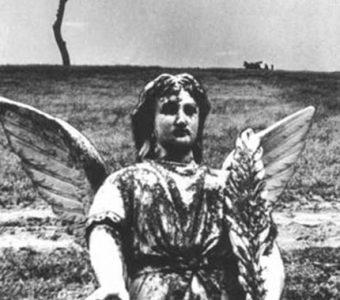 ROBAKOWSKI JÓZEF - Odejście [vintage print]