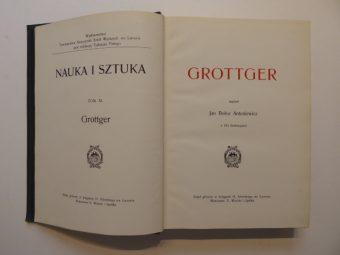 ANTONIEWICZ JAN BOŁOZ - Grottger