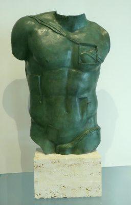 MITORAJ IGOR Perseusz [brąz]