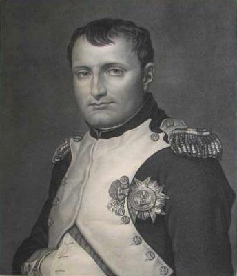 BERTRAND NOEL FRANCOIS Napoleon Le Grand [akwatinta]