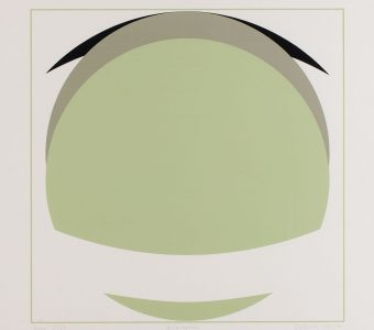 KAŁUCKI JERZY - Mino [serigrafia, sygnowana]