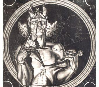 SZUKALSKI STANISŁAW - Kopernik [plakat, egz. numerowany]
