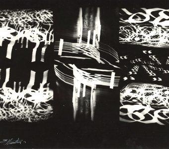 HARTWIG EDWARD - Kompozycja [fotomontaż, vintage print]