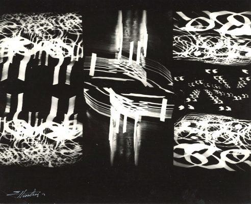HARTWIG EDWARD Kompozycja [fotomontaż, vintage print]