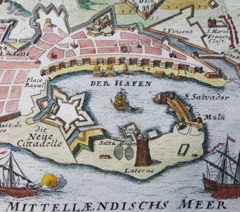 BODENEHR GARBRIEL - Mesyna na Sycylii [widok miasta]