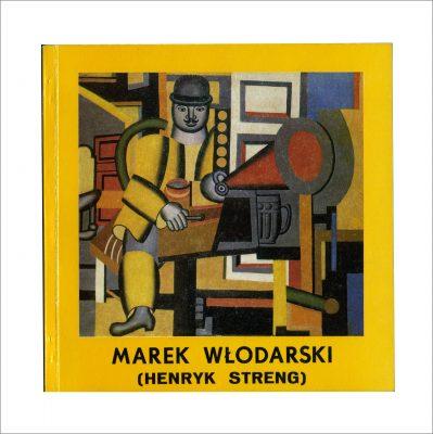 Marek Włodarski 1903-1960 [katalog]
