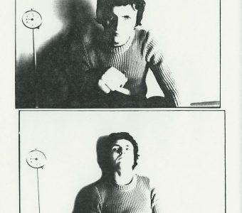 ROPIECKI WACŁAW - autoportret na chwilę przed podjęciem decyzji