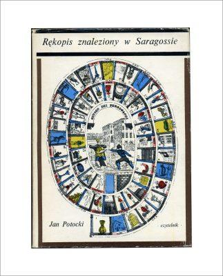 POTOCKI JAN Rękopis znaleziony w Saragossie