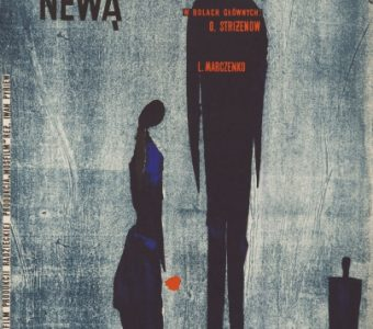 OPAŁKA ROMAN - Noce nad Newą [plakat]