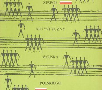 OPAŁKA ROMAN - Centralny Zespół Artystyczny Wojska Polskiego [plakat]