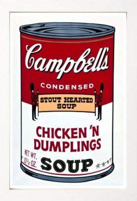 WARHOL ANDY CAMPBELL'S SOUP [litografia, numerowana]