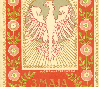 3 Maja [pocztówka]