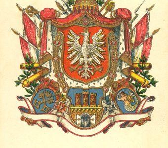 Niech żyje Polska ! [pocztówka]