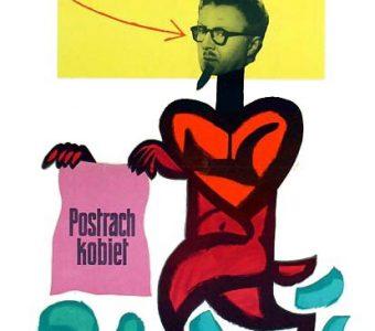 FLISAK JERZY - Postrach kobiet [plakat]