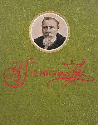 LEWANDOWSKI STANISŁAW Henryk Siemiradzki [album]