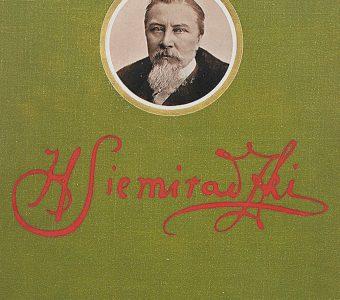 LEWANDOWSKI STANISŁAW - Henryk Siemiradzki [album]