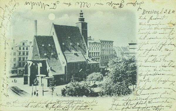 Breslau [pocztówka]