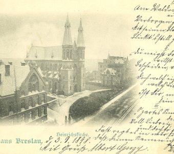 Grus aus Breslau [pocztówka]
