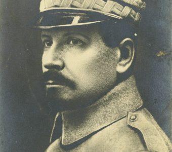 Gen. Józef Haller [pocztówka]