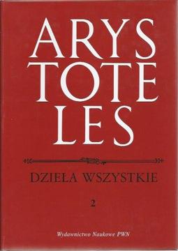 ARYSTOTELES Dzieła t. 2 – Metafizyka