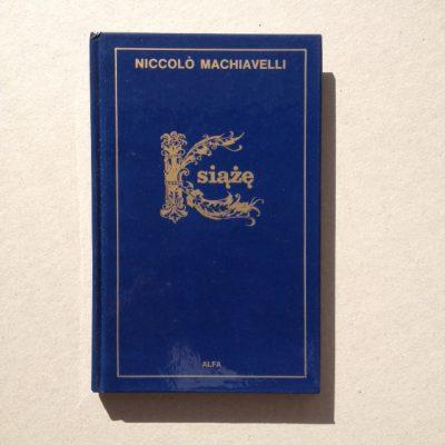 MACHIAVELLI NICCOLO Książę