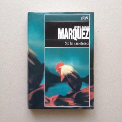 MARQUEZ GABRIEL GARCIA Sto lat samotności