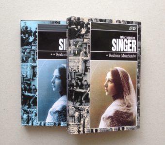 SINGER ISAAC BASHEVIS - Rodzina Muszkatów [t. 1-2, komplet]