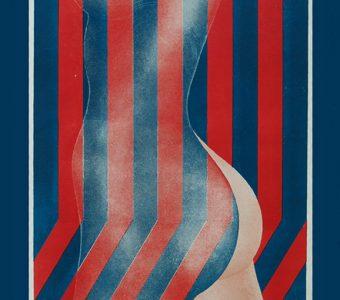 MIANOWSKI LUCJAN - Nago i w ubraniu [litografia sygnowana]