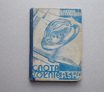 OLECHOWSKI GUSTAW - Cnota żołnierska