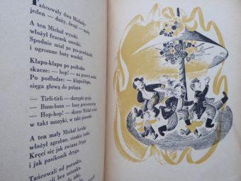 JANUSZEWSKA HANNA - Jawor, Jawor… [egz. z dedykacją, ilustr. J.M. Szancer]