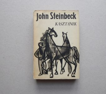 STEINBECK JOHN - Kasztanek i inne opowiadania