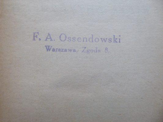 ZIELIŃSKI TADEUSZ Religja hellenizmu [egz. z księgozbioru F. Ossendowskiego]
