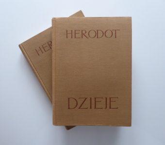HERODOT - Dzieje, t. 1-2