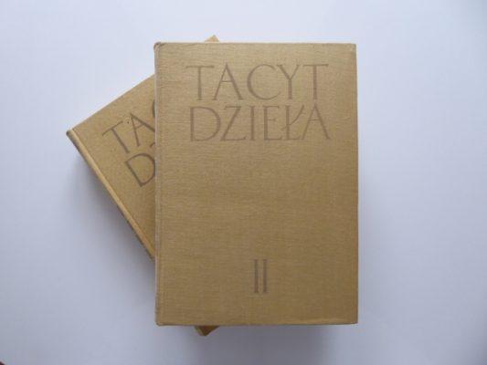 TACYT Dzieła, t. 1-2