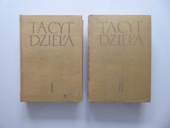 TACYT - Dzieła, t. 1-2