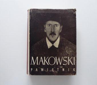 MAKOWSKI TADEUSZ - Pamiętnik