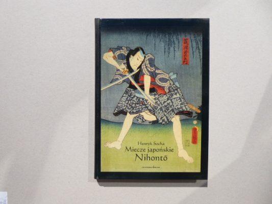 SOCHA HENRYK Miecze japońskie Nihonto