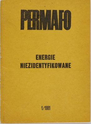 Permafo. Energie niezidentyfikowane