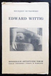 WITTIG EDWARD - Nóż do papieru