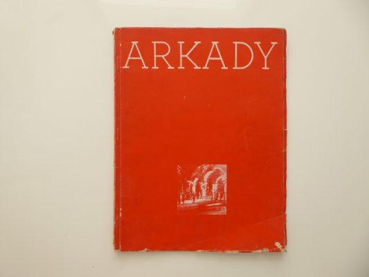Arkady [nr. z oryg. drzeworytem T. Kulisiewicza]