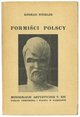 WINKLER KONRAD Formiści polscy