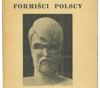 WINKLER KONRAD - Formiści polscy