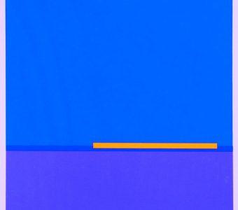 STAŻEWSKI HENRYK - Kompozycja abstrakcyjna [serigrafia, sygnowana] 3